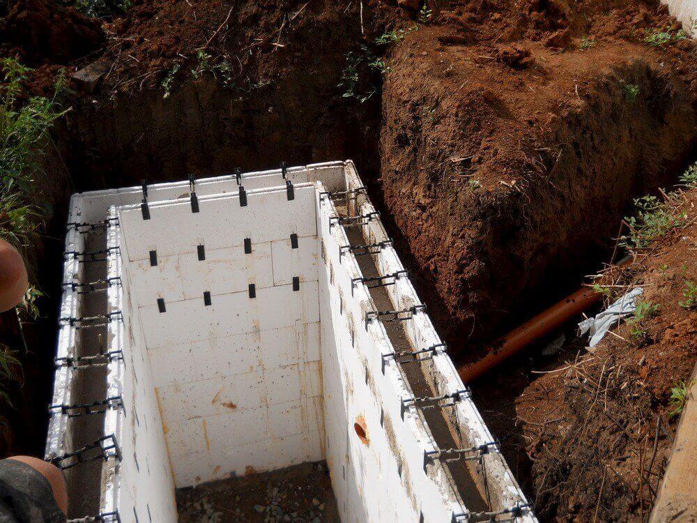 Кольца на выгребную яму своими руками фото 78