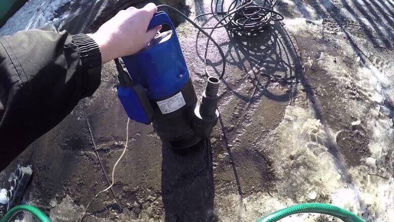 канализация из жби колец в частном доме схема
