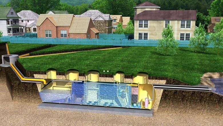 Является ли очистка сточных вод коммунальной услугой