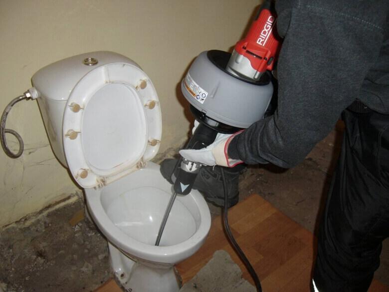 Засоры устранение прочистка канализации своими руками