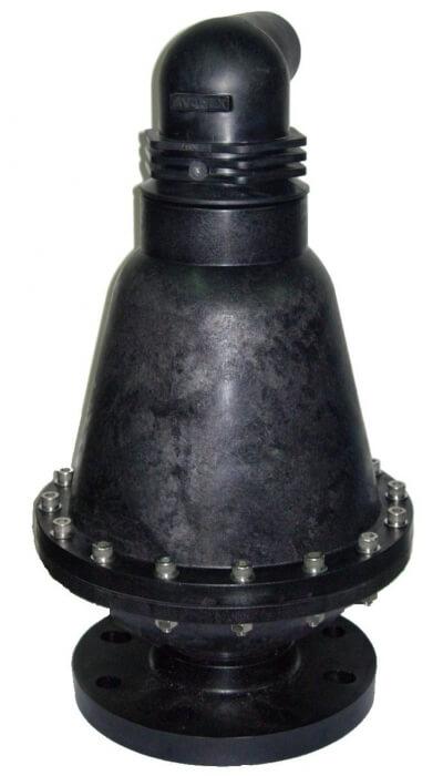 Клапан канализационный воздушный