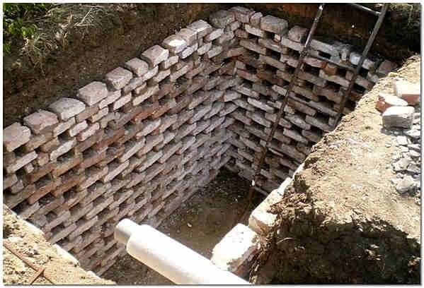 Автономная канализация в частном доме своими руками