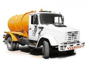 Способы откачки канализационных колодцев