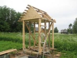Пошаговая инструкция по изготовлению дачного туалета своими руками