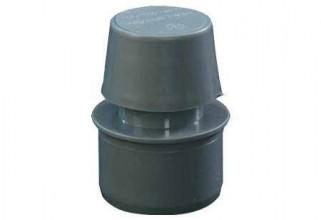 Назначение, принцип работы и особенности монтажа воздушного клапана для канализации 110 мм