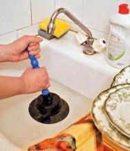Методы прочистки труб канализации от засоров