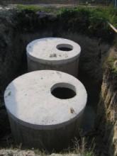 Построить самостоятельно септик из колец бетона легко и просто