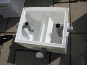 Выбор жироуловителя для канализации, при использовании в ресторане