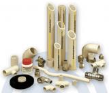 Использование сантехнических ПВХ труб и переходников в монтаже канализации